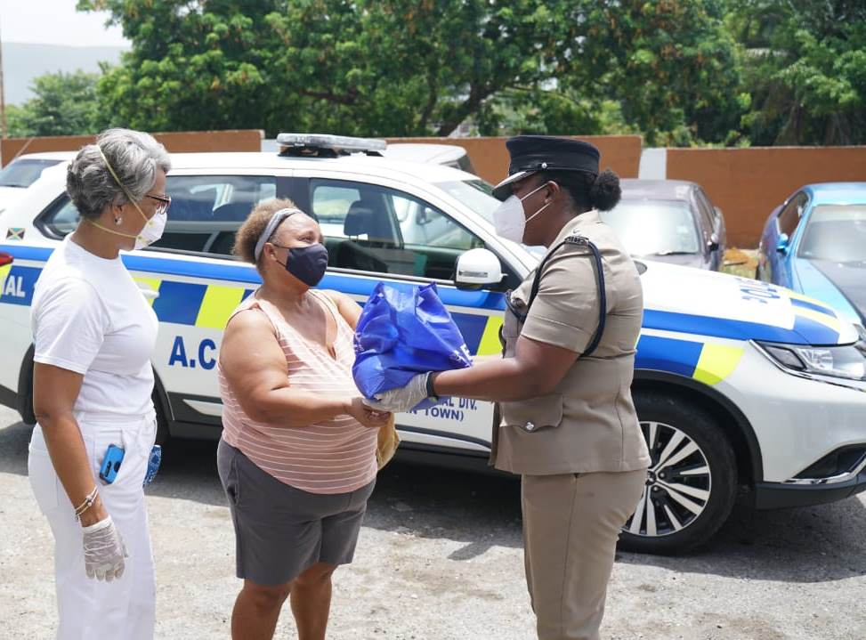 JMMB Joan Duncan Foundation gives J$10M to PSOJ COVID-19 Response Fund to assist vulnerable individuals
